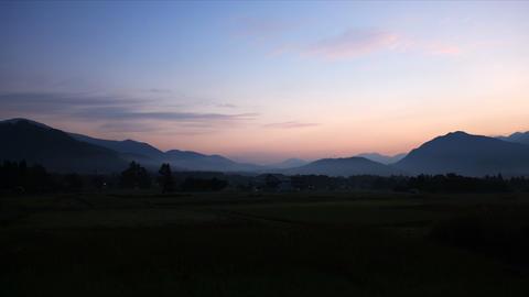 Dawn of Hakuba Footage