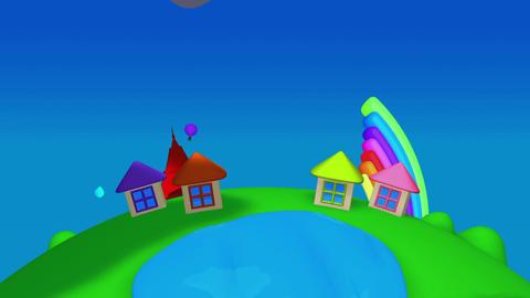 rain-sunny Animation