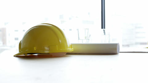 Architect helmet and project Live Action