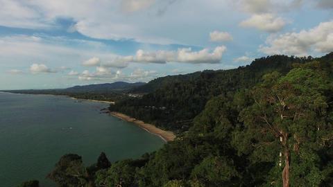 Khao Lak beach Footage