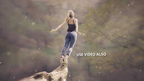 Parallax Promo After Effects Template