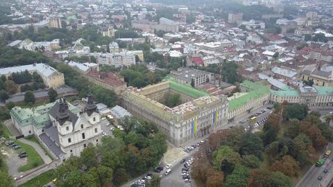 Church of St. Michael Barefoot Carmelite Church in Lviv…, Live Action