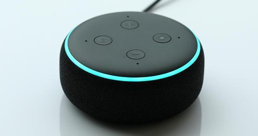 Amazon Echo Dot Live Action