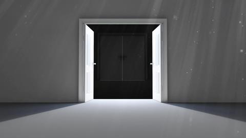 Double doors Animation