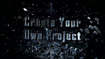 Epic Trailer After Effects Project