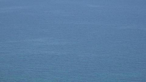 Ocean Or Sea Water And Waves Footage