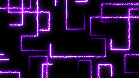 Purple Lightning,LightEffects,CG Animation,Loop Animation