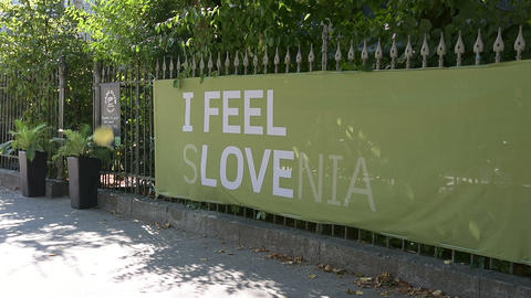 I feel Slovenia Live Action