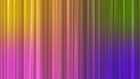 Broadcast Vertical Hi-Tech Lines, Multi Color, Abstract, Loopable, 4K Animation