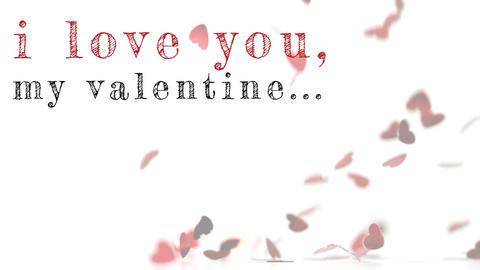 i loye you my valentine video Animation