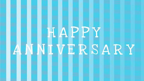 Happy anniversary video Animation