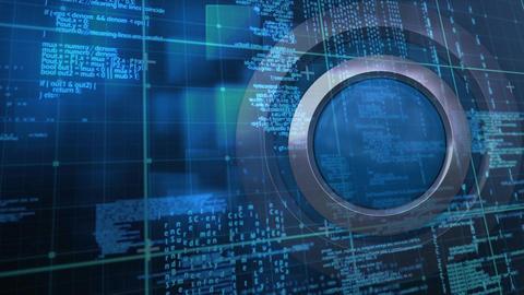 Digital animation of source codes Animation