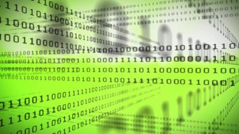 Binary codes Animation
