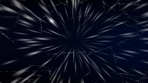 Raindrops in dark sky Animation