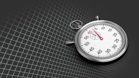 15 second stopwatch Animation