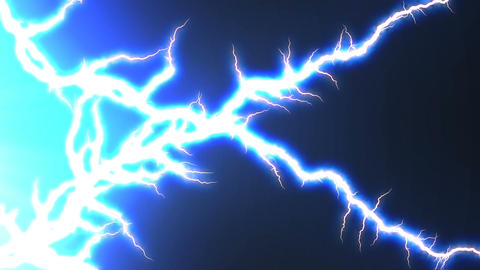 Lightning Transitoins Animation