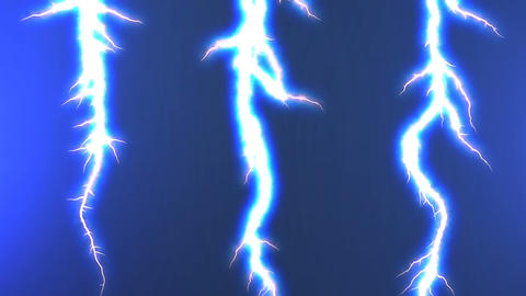 Lightning Transition Animation