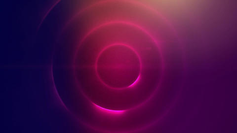 Purple concentric circles Animation