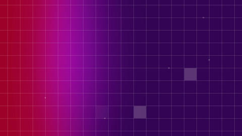 Gradient background with grid lines Animation