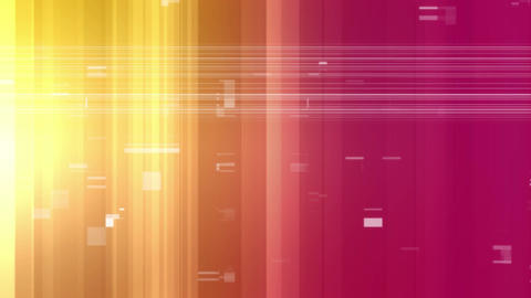 Animation of light effects line against pink background Animation