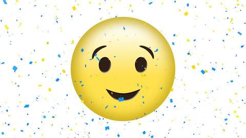 winking emoji Animation