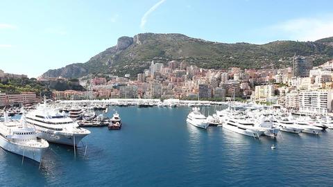 Monaco002 Footage