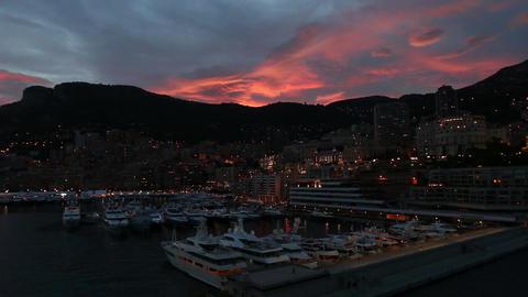 Monaco夕暮れ007 ビデオ