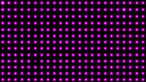 Purple Disco Lights Loop Animation
