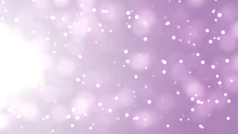 Bokeh Particles Pink Background Videos animados