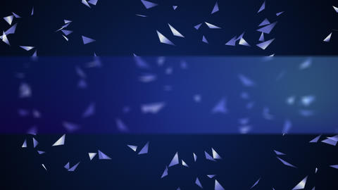 Triangles background 4k Animation