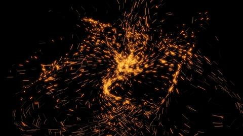 Sparks Animation