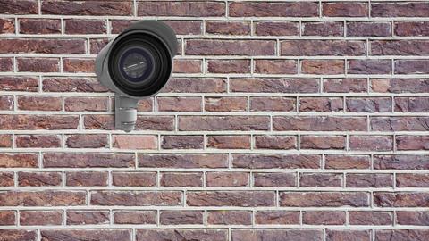 Surveillance camera Animation