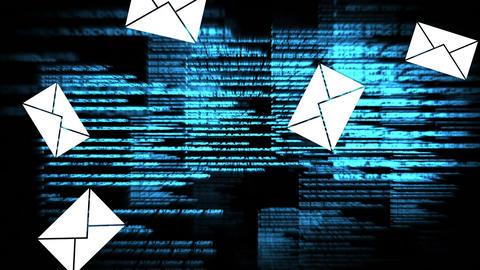 Envelopes and program codes Animation