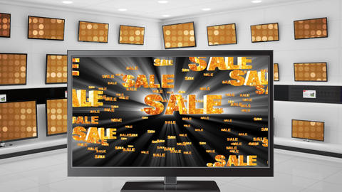 Flat screen televisions on sale Animation
