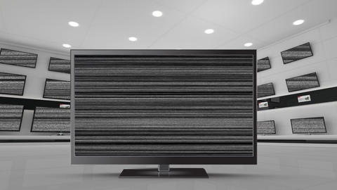 LCD screens and monochrome static Animation