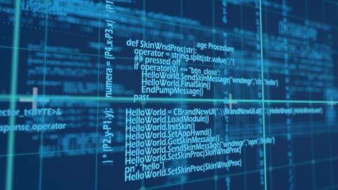 Program codes running Animation