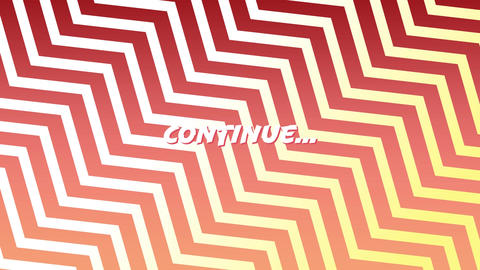 Continue... screen Animation