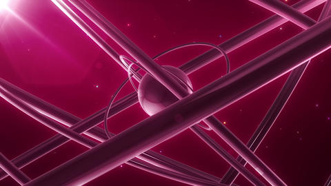 SHA Obj BG Image Pink Animation