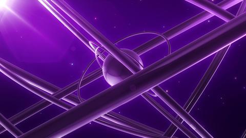 SHA Obj BG Image Violet Animation