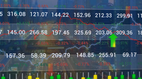 Stock Market 2 Animation