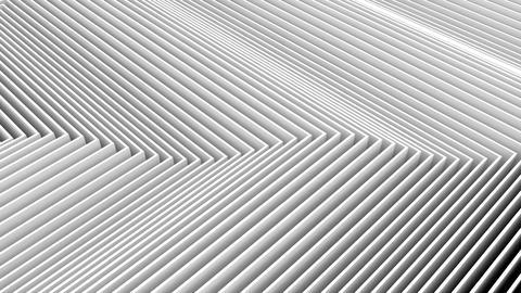 Squares Formed A Wave 애니메이션