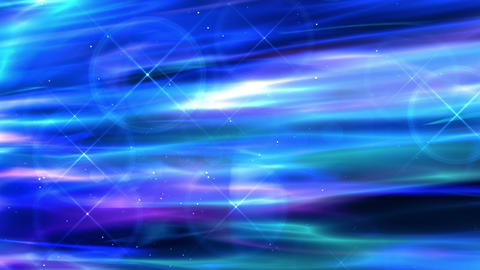 SHA Flow Light Image BG Blue Animation