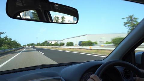 Drive image (general-purpose, high-speed road, Japan and Hokuriku) Live Action