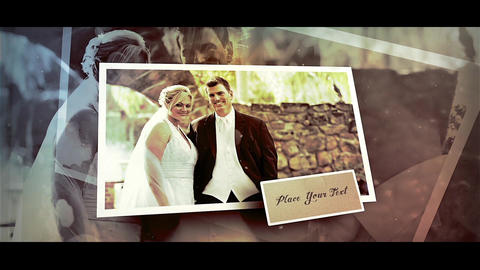 Wedding Album After Effects Template