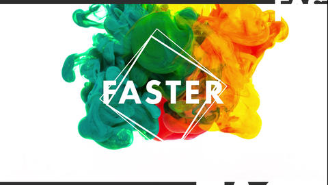 Fast Slide Opener After Effects Template