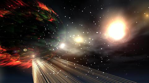 283 3d animated zodiac horoscope astrology symbol AQUARIUS Animation