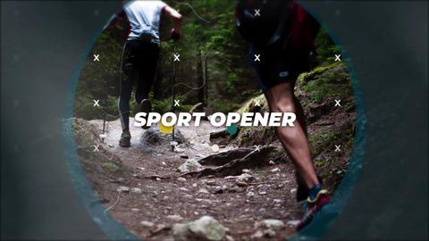 Sport Opener Premiere Proテンプレート