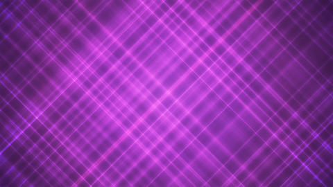 Broadcast Intersecting Hi-Tech Slant Lines, Magenta, Abstract, Loopable, 4K Animation