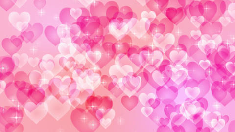 Heart-pastel-lateral-direction-pink Animation