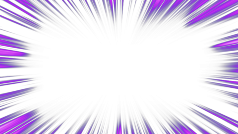 Concentrated-line-A-purple Animation